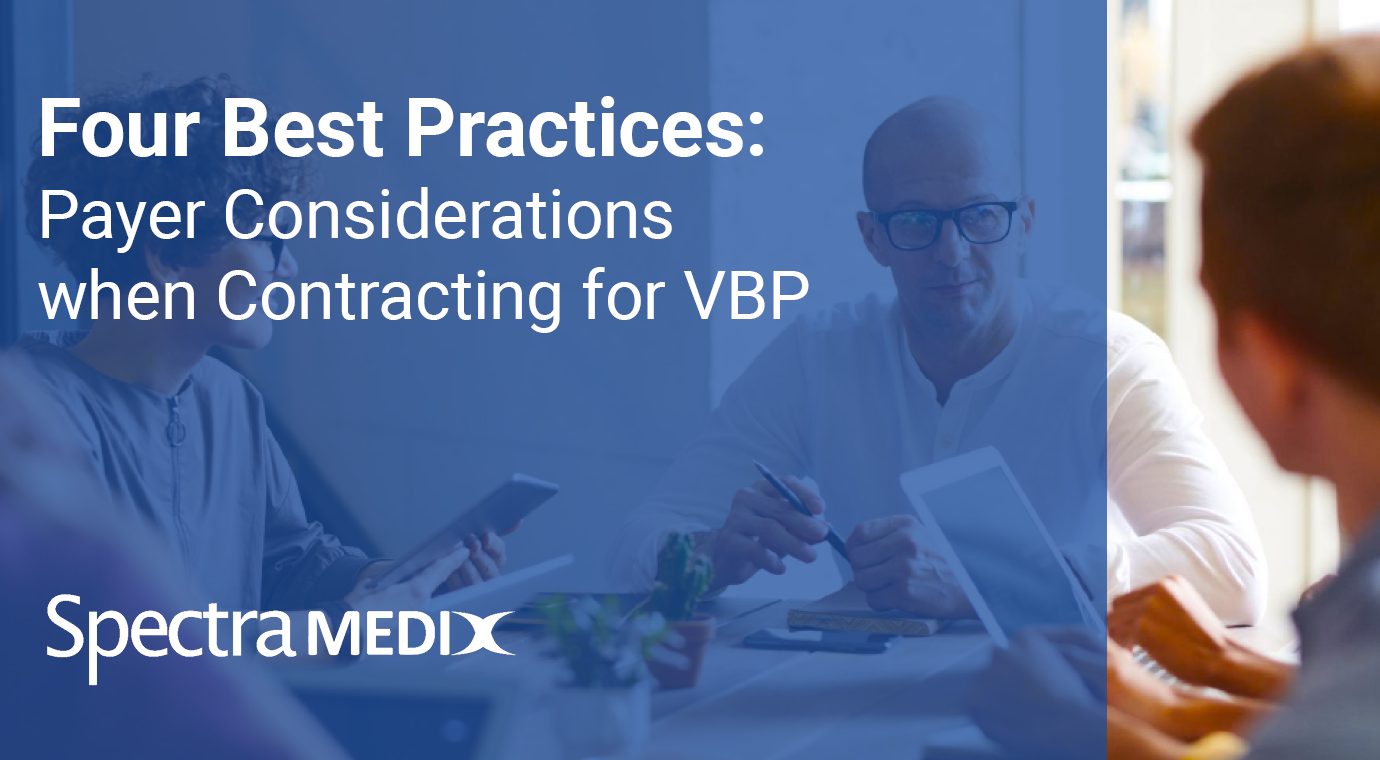 Resource Image eBook - Four Best Practices Payer Considerations when Contracting for VBP