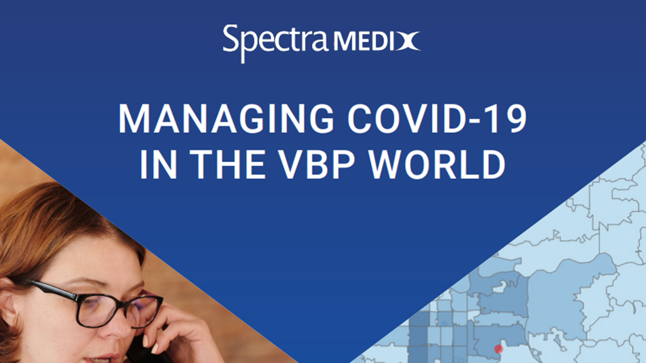 Managing COVID-19 in the VBP World Social Media Image