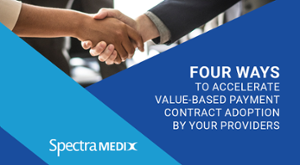 Resource Image eBook - Four Ways to Accelerate VBP Contract Adoption by Your Providers-1